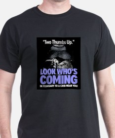 Look Whos Coming in February T-Shirt