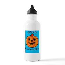 halloween_greet Water Bottle
