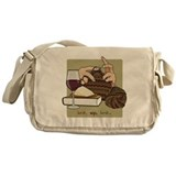Knitting Messenger Bags & Laptop Bags
