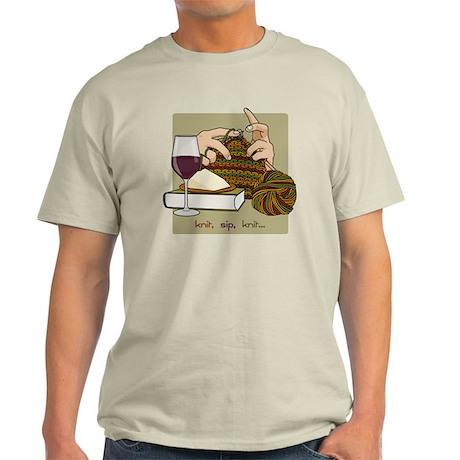 knitsip2 Light T-Shirt