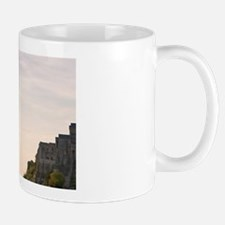 Le Mont Saint Michel at sunset in the r Mug