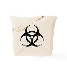 biohazard_bk_10x10 Tote Bag