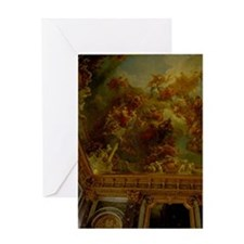 The Hercules Drawing Rooms State Apa Greeting Card
