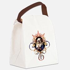 praytherosary Canvas Lunch Bag