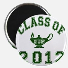 CO2012 BSN Green Distressed Magnet