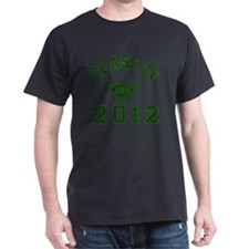 CO2012 BSN Green Distressed T-Shirt