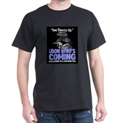 Look Whos Coming in December T-Shirt