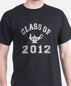 CO2012 BSN White Distressed T-Shirt