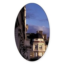 Europe, France, Paris. Buildings at Decal