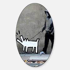 4lgposter Sticker (Oval)