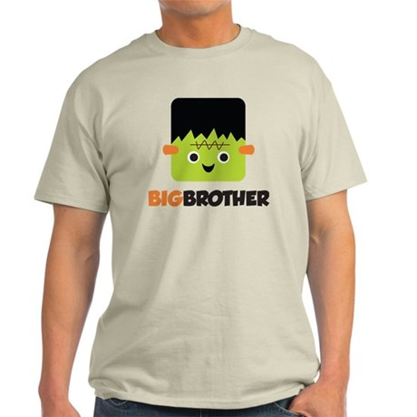 FrankensteinBigBrotherV3 Light T-Shirt