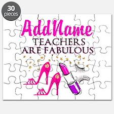 CUSTOMIZE TEACHER Puzzle