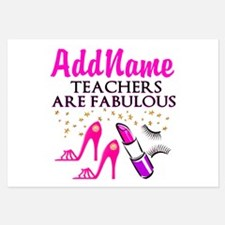 CUSTOMIZE TEACHER Invitations
