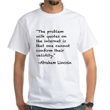 Quotes black Shirt