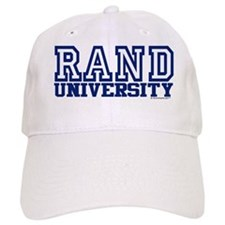 RAND University Baseball Cap