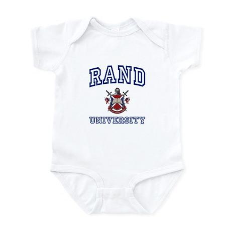 RAND University Infant Bodysuit