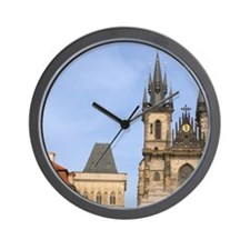 Old town square, Czech Republic, Prague Wall Clock