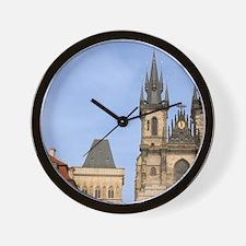 Old town square, Czech Republic, Prague Wall Clock