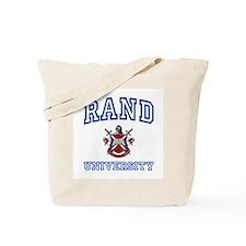 RAND University Tote Bag