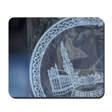 EUROPE, Belgium, Brussels Famed Belgian  Mousepad