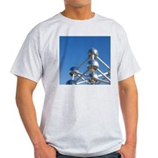 The Atomium monument at Brussels, Be T-Shirt
