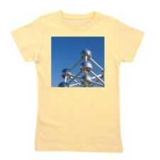 The Atomium monument at Brussels, Belgi Girl's Tee