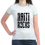 Haiti Rocks Jr. Ringer T-Shirt