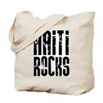 Haiti Rocks Tote Bag