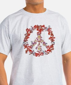 attraction peace flower power TSP T-Shirt