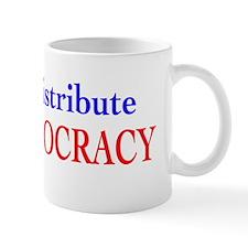 Redistribute Mug