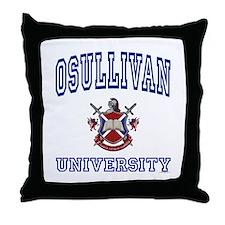 OSULLIVAN University Throw Pillow