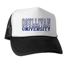 OSULLIVAN University Trucker Hat