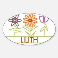 LILITH-cute-flowers Decal