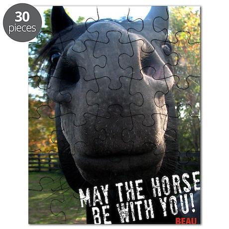MaytheHorseCafe1-card Puzzle