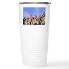Belgium Great cafes through a b Travel Mug