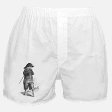 chicken pirate Boxer Shorts