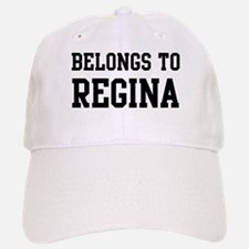 Belongs to Regina Cap