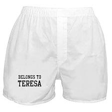 Belongs to Teresa Boxer Shorts