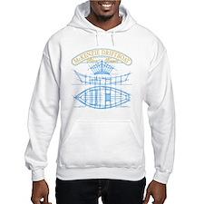 CAFE075RCCMckenzieFB Hoodie Sweatshirt