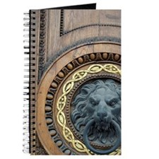 Europe, Austria, Vienna, detail of doorkno Journal