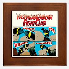 12x12DubFightClub Framed Tile