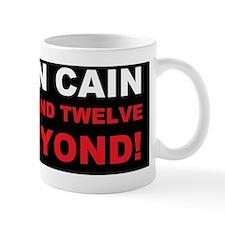 Herman Cain 2012 and beyondbumpdd Mug