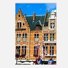 Bruges (aka Brugge). Asce Postcards (Package of 8)