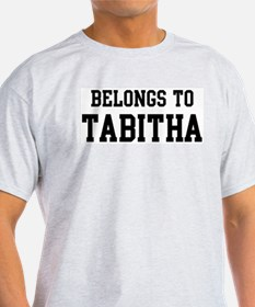 Belongs to Tabitha T-Shirt