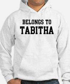 Belongs to Tabitha Hoodie Sweatshirt