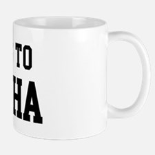 Belongs to Tabitha Mug