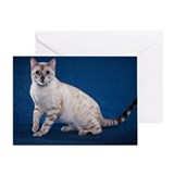 Bengal cat Greeting Cards
