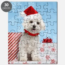 maltesechristmasfront Puzzle