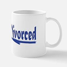 Just Divorced Mug