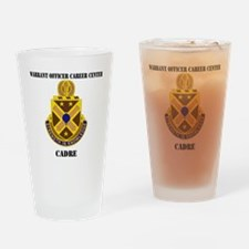 DUI-Wrant-OCC-CADRE Drinking Glass